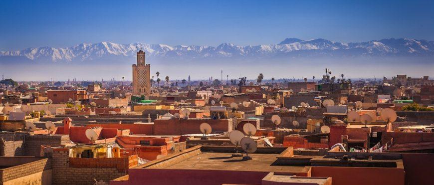 Increíble Marruecos.